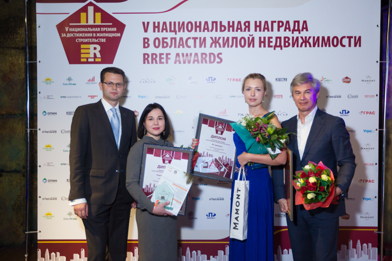 Премия RREF AWARDS
